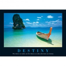 """Постер """"Destiny"""" 61 x 91,5 cм"""