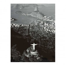 "Постер ""Rio de Janeirocristo Redentor"" 61 x 91,5 см"