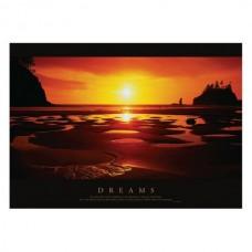 """Постер """"Dreams"""" 61 x 91,5 cм"""