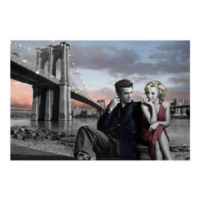 "Постер ""Brooklyn Nights - Chris Consani"" 61 x 91,5 cм"