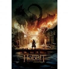 """Постер """"The Hobbit BOTFA"""" 61 x 91,5 см"""