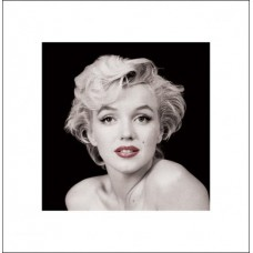 Постер в раме Marilyn Monroe (Red Lips)
