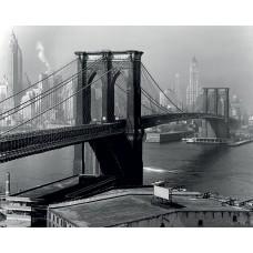 Фотокартина на холсте (New York 1946)