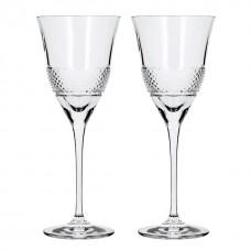 """Набор бокалов для белого вина """" FIESOLE """" Style Prestige / 2 шт / 190 мл"""