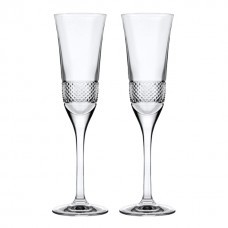 "Набор бокалов для шампанского  "" FIESOLE "" Style Prestige / 2 шт / 170 мл"