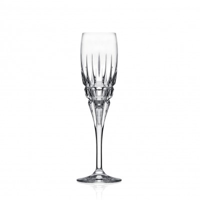 "Набор бокалов для шампанского "" CARRARA "" Style Prestige / 2 шт / 160 мл"