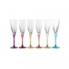 """Набор бокалов для шампанского """"FUSION"""" RCR Style, 6 шт"""