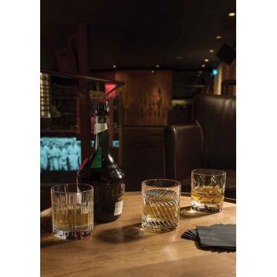 """Набор стаканов для виски """" STEEL"""" Style Prestige / 2 шт / 290 мл"""