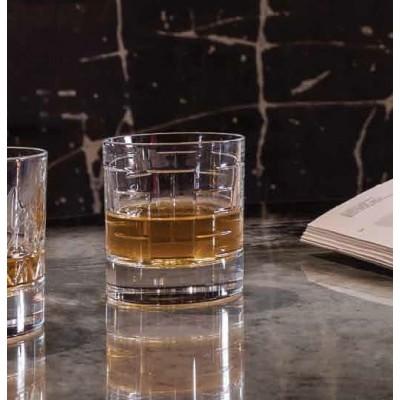 """Набор стаканов для виски """" LABIRINTH """" Style Prestige / 2 шт / 290 мл"""