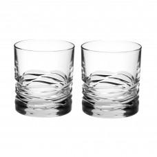 """Набор стаканов для виски """" WAVE """" Style Prestige / 2 шт / 290 мл"""