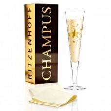 Бокал для шампанского от Ellen Wittefeld