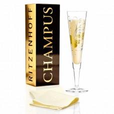 Бокал для шампанского от Claudia Schultes