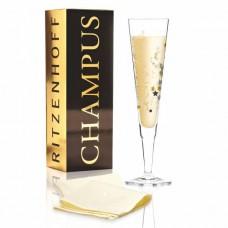Бокал для шампанского от Concetta Lorenzo