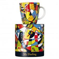 """Чашка для кофе """"My Darling"""" от Oliver Weiss, 9,5 см"""