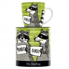 """Чашка для кофе """"My"""" от Martina Schlenke 9,5 см"""