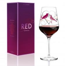 Бокал для красного вина от Анисса Мендил
