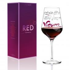 Бокал для красного вина от Annett Wurm 580 мл