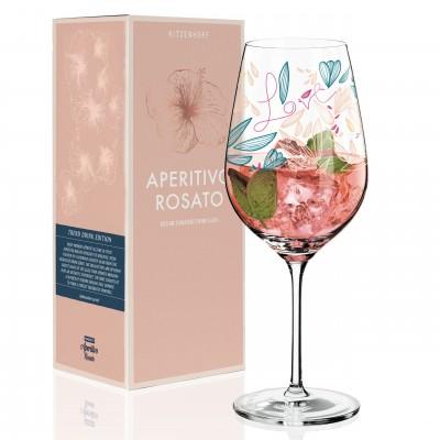 """Бокал для игристых напитков  """"Aperitivo Rosato"""" от Véronique Jacquart, 605 мл"""