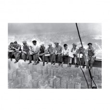 "Картина ""Man at work"", 50х70 см"