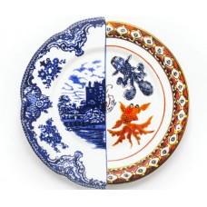 Тарелка обеденная Hybpid