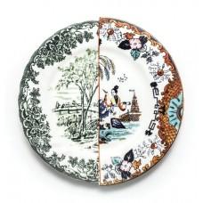 Тарелка обеденная Hybpid Ipazia