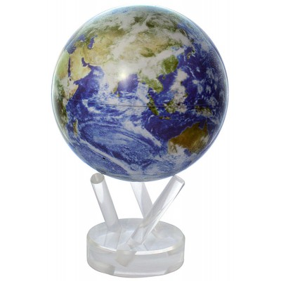 "Гиро-глобус Solar Globe Mova ""Земля в облаках"" 11,4 см (MG-45-STE-C)"