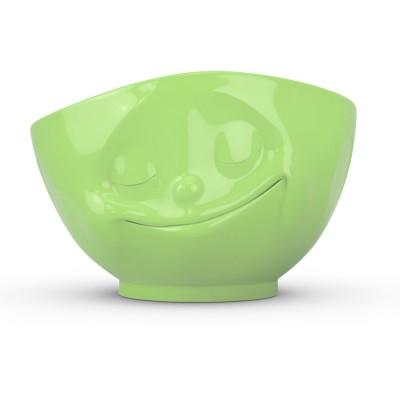 Салатница Tassen Мечтатель (500 мл) фарфор, зеленый
