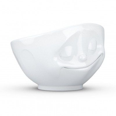 Салатница Tassen Счастливая улыбка (1000 мл), фарфор