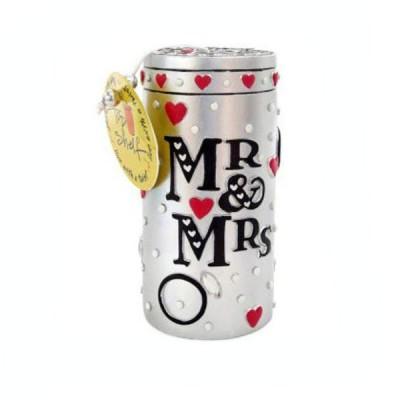 """Свеча """"Mr и Mrs"""""""