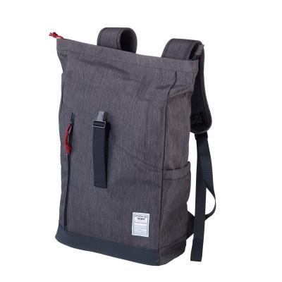 Рюкзак с металлической пряжкой