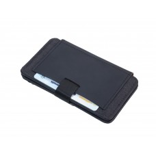 Чехол для кредитной карты с защитой от мошенничества (для чипов RFID) 2-STRAP, чёрный