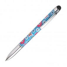 Ручка шариковая-стилус Troika Smoth touch retro