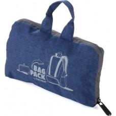 """Рюкзак складной """"BAGPACK"""", синий"""