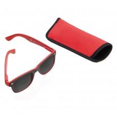 """Cолнцезащитные очки красные """"CDU SUN"""" +2.00 Dpt"""