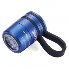 Фонарик cпортивный Troika синий