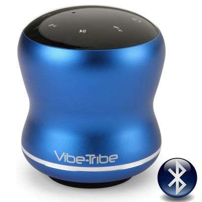"""Виброколонка Vibe-Tribe """"Mamba"""" 18 Вт, голубая"""