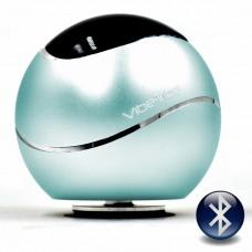 Виброколонка Vibe-Tribe Orbit speaker 15 Вт, голубая