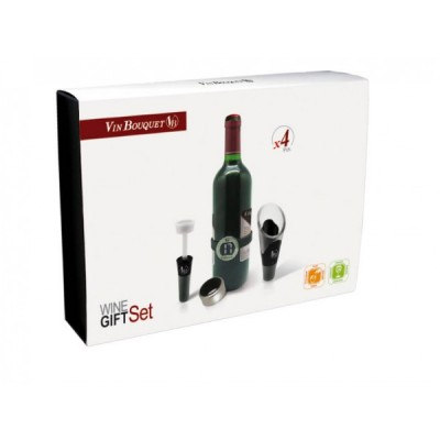 """Подарочный набор аксессуаров для вина """"Гурман""""  Vin Bouquet"""