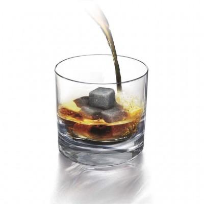 "Набор охлаждающих камней для виски ""Ice Rocks"" 9 штук, гранит"