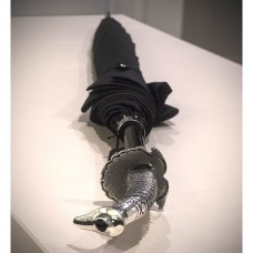 """Зонт мужской чёрный """"Меч"""""""