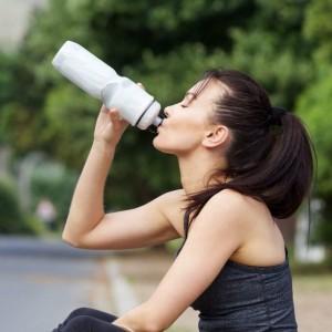 Многоразовые бутылки для воды