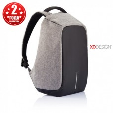 "Рюкзак городской XD Design Bobby Anti-Theft 15,6"" Grey (P705.542)"