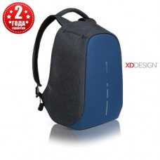 "Рюкзак антивор городской XD Design Bobby Compact 14"", Diver Blue (P705.535)"