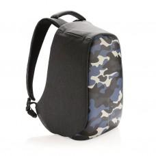 """Рюкзак антивор городской XD Design Bobby Compact 14"""", Camouflage Blue (P705.655)"""
