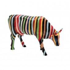 """Коллекционная статуэтка корова """"Striped"""", Size L"""