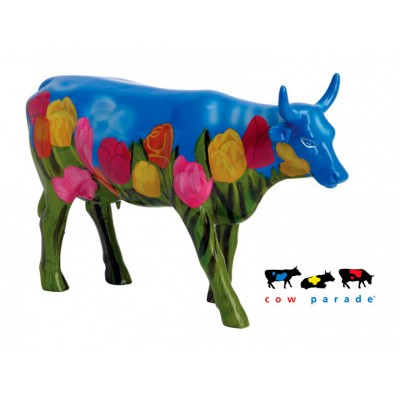 """Коллекционная статуэтка корова """"Netherlands"""", Size L"""