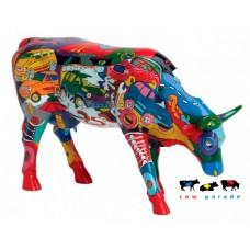 Коллекционная статуэтка корова Brenner Mooters