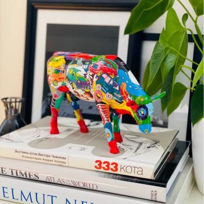 Коллекционная статуэтка корова Brenner Mooters, Size L