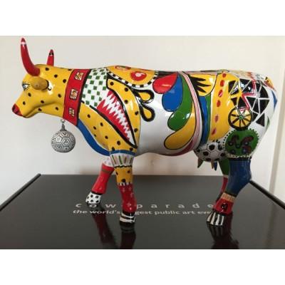 Коллекционная статуэтка корова Kick