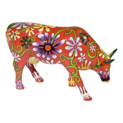 "Коллекционная статуэтка корова ""Flower Cow"""